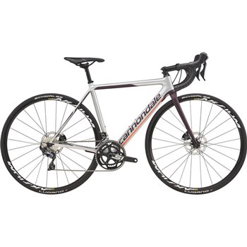 Cannondale SuperSix Evo Womens Disc Ultegra Road Bike - 2019  - Click to view a larger image