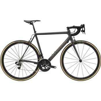 Cannondale SuperSix Evo Red eTap Road Bike - 2019  - Click to view a larger image
