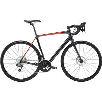 Cannondale Synapse Carbon Disc Red eTap Road Bike 2019  - Click to view a larger image