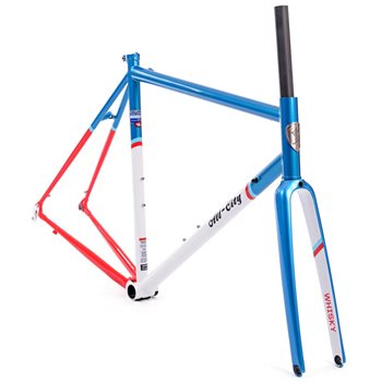 All City Mr Pink Frameset  - Click to view a larger image