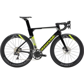 Cannondale SystemSix Hi-MOD Ultegra Di2 Road Bike - 2019  - Click to view a larger image