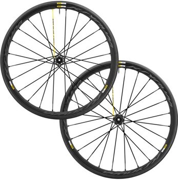 Mavic Ksyrium Pro DCL UST Disc Wheelset - 2019  - Click to view a larger image
