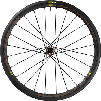 Mavic Ksyrium Pro Allroad DCL UST Disc Wheelset WTS - 2017  - Click to view a larger image