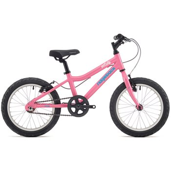 Ridgeback Melody 16 inch wheel bike - pink - 2019  - Click to view a larger image
