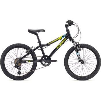Ridgeback MX20 20 inch wheel bike - Black - 2019  - Click to view a larger image