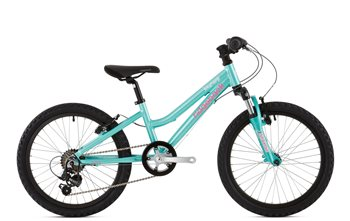 Ridgeback Harmony 20 Inch Wheel Bike - Blue - 2019  - Click to view a larger image