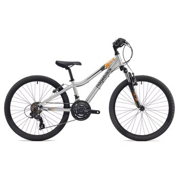 Ridgeback MX24 24 inch Wheel bike - silver - 2019  - Click to view a larger image