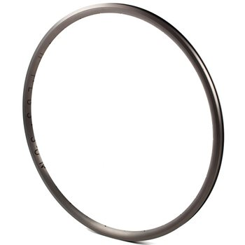 H Plus Son Archetype Hard Anodised Road Clincher Rim - Grey  - Click to view a larger image