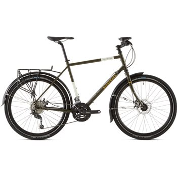 Ridgeback Expedition bike - 2019  - Click to view a larger image