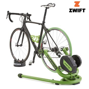 Kurt Kinetic Rock and Roll Electronic Smart Control Turbo Trainer - 2019  - Click to view a larger image