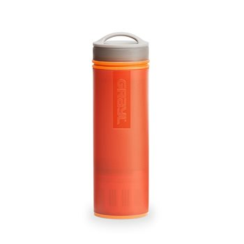 Grayl Ultralight Water Purifier Bottle Plus Filter  - Click to view a larger image
