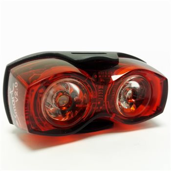 Smart Two LED's Taillight 1 Watt  - Click to view a larger image