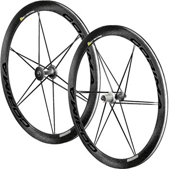 Corima MCC WS+ Carbon Clincher Wheelset - 47mm  - Click to view a larger image
