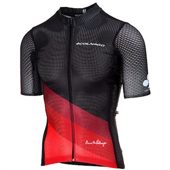 Colnago Sanremo Pro Short Sleeve Jersey - Black 2019  - Click to view a larger image