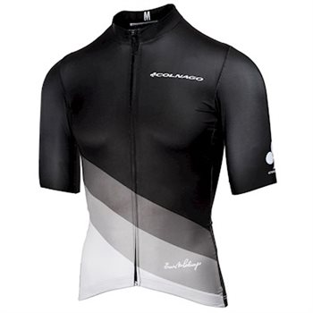 Colnago Costanza Short Sleeve Jersey - Black 2019  - Click to view a larger image