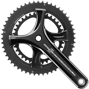 Campagnolo Potenza 11sp HO Ultra-Torque Crankset - Black  - Click to view a larger image
