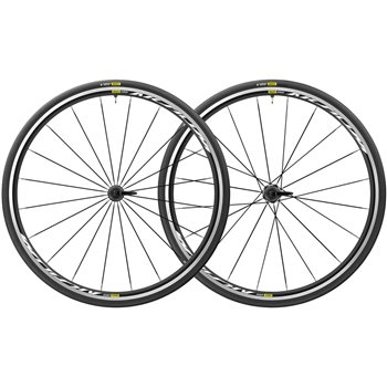 Mavic Aksium Elite UST SUP 25mm Wheelset  - Click to view a larger image
