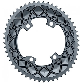 absoluteBLACK Road Oval Chainring Ror Shimano Dura Ace R9100 & Ultegra R8000  - Click to view a larger image