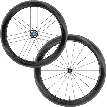 Campagnolo Bora WTO 60 2-Way Fit Clincher Wheelset  - Click to view a larger image