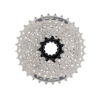 Shimano  CS-200-9  9 Speed Cassette  - Click to view a larger image