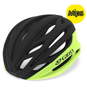 Giro Syntax Mips 2019 Road Cycling Helmet   - Click to view a larger image