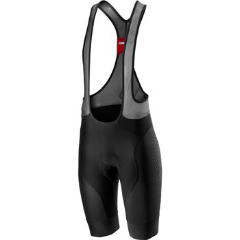 Castelli Free Aero Race 4 Bibshorts - Black  - Click to view a larger image