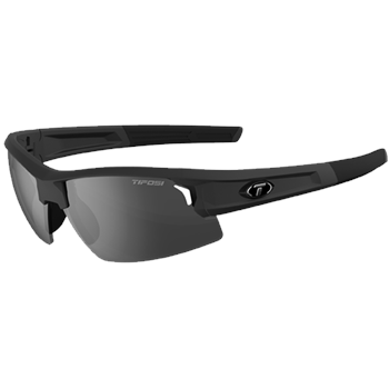 Tifosi Synapse Matte Black Interchangeable Lens Sunglasses  - Click to view a larger image