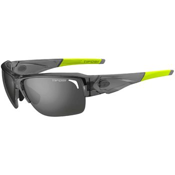 Tifosi Elder SL Crystal Smoke Single Lens Sunglasses  - Click to view a larger image
