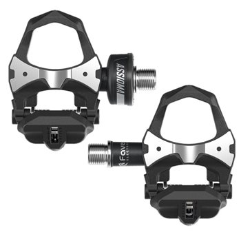 Power Meter Pedals >> Favero Assiomo Uno Single Sided Power Meter Pedals Totalcycling Com