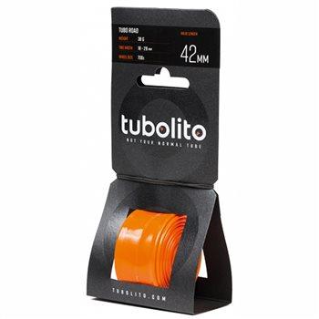Tubolito Tubolito Tubo Road Tube - 700c x 18-28mm  - Click to view a larger image