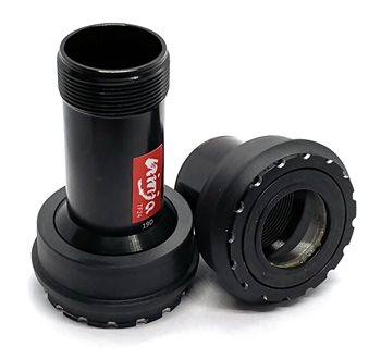 Token Ninja Bottom Bracket For Cannondale / PF30A / 24mm Shimano Axle  - Click to view a larger image