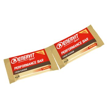 Enervit Performance Bar 2 x 30g (During Exercise)  - Click to view a larger image