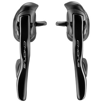 Campagnolo Chorus 12 Speed Ergo Shift Levers  - Click to view a larger image