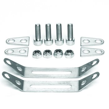 Tubus Seat Stay Clamp Set  - Click to view a larger image