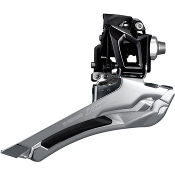 Shimano R7000 105 11 Speed Front Derailleur - Black  - Click to view a larger image
