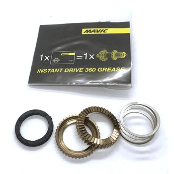Mavic ID360 Spring And Ratchet Kit  - Click to view a larger image