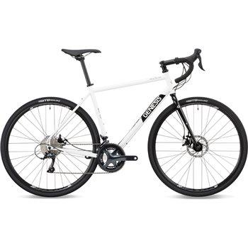 Genesis Croix De Fer 10 Gravel Bike - White - 2020  - Click to view a larger image