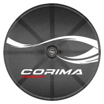 Corima Rear Disc C+ S Track Wheel  - Click to view a larger image