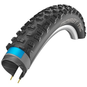 Schwalbe Nobby Nic Addix Performance Folding Tyre  - Click to view a larger image