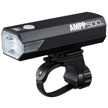 Cateye Ampp 500 USB Rechargeable Front Light  - Click to view a larger image