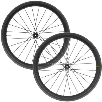 Mavic Cosmic Elite UST Disc Centre Lock Wheelset - 2020  - Click to view a larger image