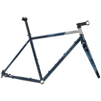 Genesis Equilibrium Disc 725 Frame - Dark Blue  - Click to view a larger image