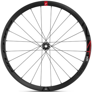 Fulcrum Racing 4 Centre Lock Disc Wheelset  - Click to view a larger image