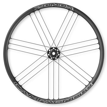 Campagnolo Zonda Centre Lock Disc Brake Wheelset  - Click to view a larger image