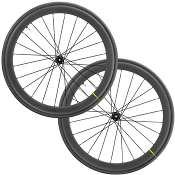 Mavic Cosmic Pro Carbon UST Centre Lock Disc Wheelset - 2020  - Click to view a larger image