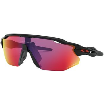 Oakley Radar EV Advancer - Polished Black / Prizm Road  - Click to view a larger image
