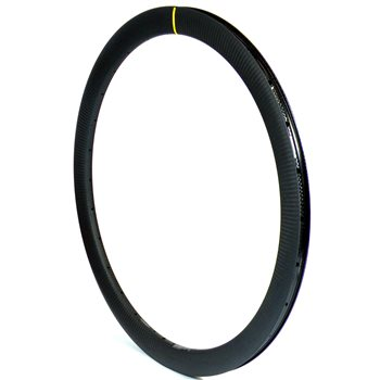 Mavic CXP Pro Carbon UST Rim - 45mm For Disc Brake  - Click to view a larger image