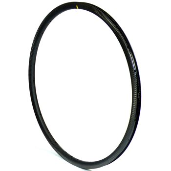Mavic Open Pro Carbon UST Rim - 25mm For Rim Brake  - Click to view a larger image
