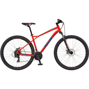 GT Aggressor Comp 29 Inch MTB - Red  - Click to view a larger image