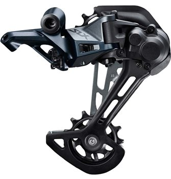 Shimano RM7100 SLX 12-speed rear derailleur, Shadow+, SGS, for single  - Click to view a larger image